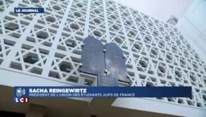 """Le président de l'Union des Etudiants Juifs de France s'étonne de """"cette focalisation sur la LDJ"""""""