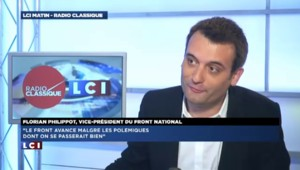 """Philippot : """"Sarkozy n'a pas besoin des affaires pour être disqualifié dans l'opinion"""""""
