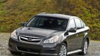 Photo 1 : Subaru : une nouvelle Legacy à New-York