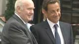 """Sarkozy : """"pas de lien entre le complot et la France"""""""