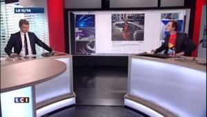 Circulation alternée : Marisol Touraine en Autolib'