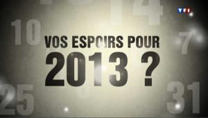 Derniers souvenirs de 2012... et derniers voeux pour 2013