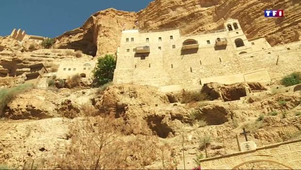 Destinations dépaysantes (2/5) : Saint-Georges de Koziba, un monastère dans le désert