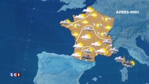 Météo du 16 mars : temps calme sur le Nord, pluie dans le Sud