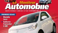 Moniteur Automobile - 18/09/2008