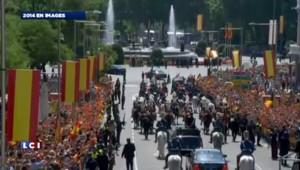 Rétro 2014 : les nouveaux visages des monarchies