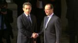 Les médias plus durs avec Hollande qu'avec Sarkozy selon un sondage
