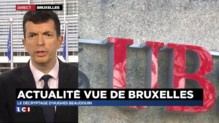Actu vue de Bruxelles : Fin du secret bancai
