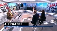 """Air France : """"Quand il est bon de casser du Français, on est servi comme sur une assiette"""""""