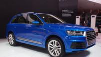 Audi Q7, seconde génération du SUV présentée au Salon de Detroit en janvier 2015