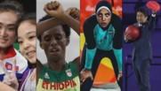 Ces 15 images insolites ont fait les jeux Olympiques de Rio.