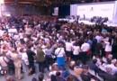 Congrès des Républicains : Sarkozy prône l'unité à tout prix, malgré un Juppé hué