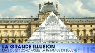 Qui a fait disparaître la pyramide du Louvre ? Regardez Focus épisode #65