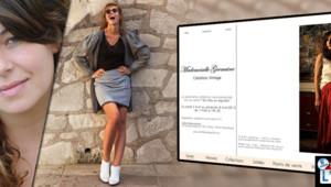 Julie Brones, 27 ans, fondatrice de Mademoiselle Germaine et ses créations