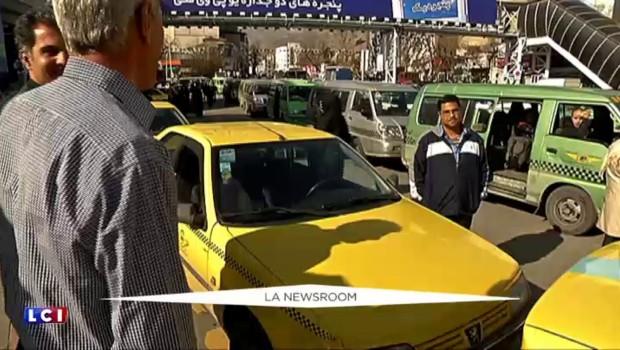 Les activités de PSA de retour en Iran : une très ancienne coopération se renoue