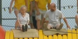 Même à 96 ans, on peut garder une âme d'enfant