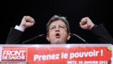 Mélenchon passe devant Marine Le Pen dans un sondage