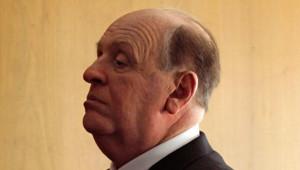 "Anthony Hopkins est Alfred Hitchcock dans le film ""Hitchcock"""