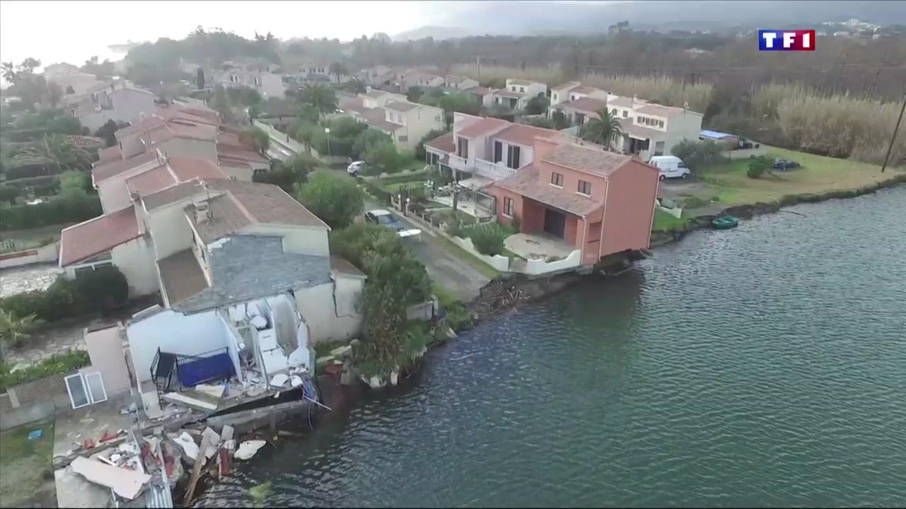 mont 233 e des eaux en corse l inqui 233 tude des habitants de folelli le journal de 13h mytf1news