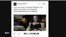 """Le gouvernement s'empare de la série """"House of Cards"""" pour faire sa promo"""