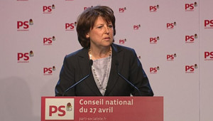 Martine Aubry Mutualité PS