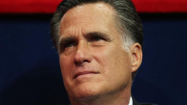 Mitt Romney, à la convention républicaine lors du discours de sa femme, 29/8/12