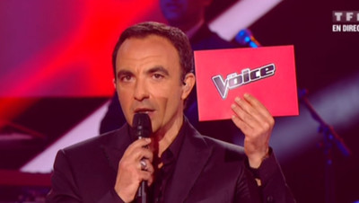 Nikos Aliagas The Voice
