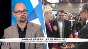 """Panama Papers : """"Le redressement fiscal de J-M Le Pen ne l'a pas empêché d'être au second tour en 2002"""""""