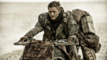 Tom Hardy dans le film Mad Max : Fury Road de George Miller