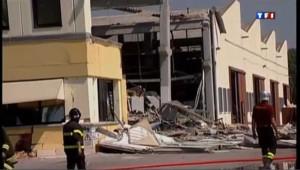 Un nouveau séisme a durement touché mardi le nord-est de l'Italie
