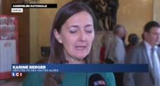 """Valls veut changer le nom du PS : """" Allons débattre avec les militants"""" selon Berger"""
