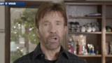 Chuck Norris n'aura pas de pont à son nom