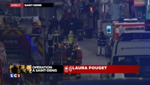 """Assaut à Saint-Denis : """"Pas d'échange de tirs mais de grosses détonations"""" entendues"""