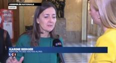 """Fronde au PS : """"la position de Hamon est incompréhensible"""" selon Berger"""