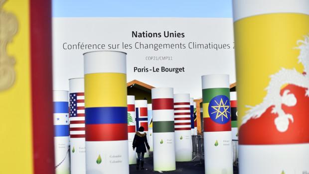 La COP 21 au Bourget