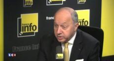 "Laurent Fabius : ""Des perspectives importantes"", avec l'Iran"