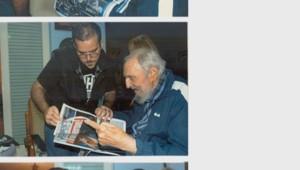 Les premières photos de Fidel Castro depuis près de 6 mois.