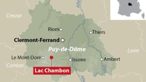PuyDome lac Chambon