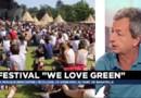 """""""We Love Green"""" : un festival propre"""