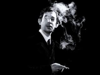 people : Eric Elmosnino en Serge Gainsbourg