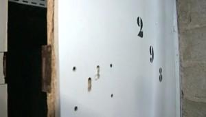 cave de la cité HLM de Montluçon où les corps de deux nourrissons ont été découverts le 2 février 2009