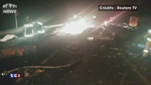 Corée du Sud : un hélicoptère américain s'écrase et fait deux morts