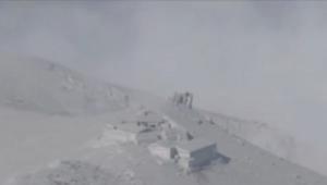 Eruption du Mont Ontake (JAPON)