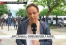 Loi Travail : défilé sous tension à Paris, 12 interpellations