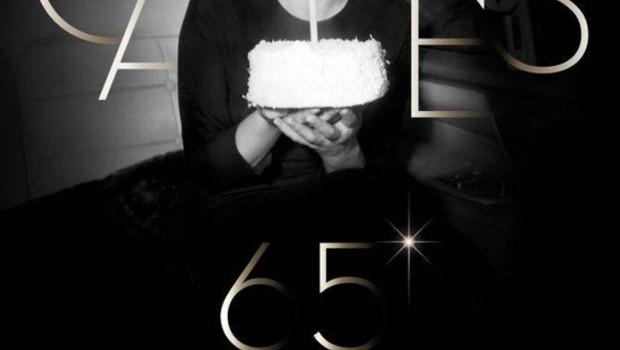 Marilyn Monroe sur l'affiche du 65e Festival de Cannes
