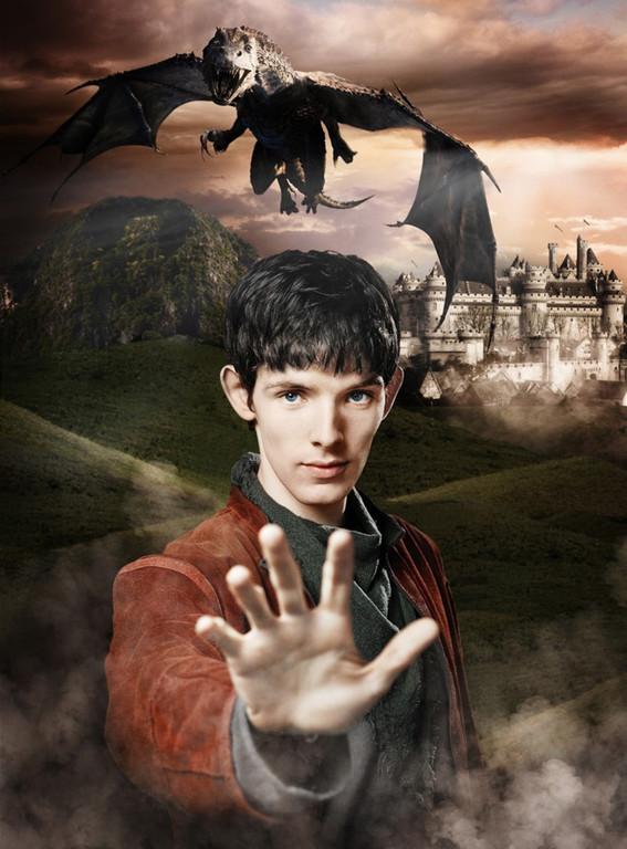 Ridley Scott sur la jeunesse de Merlin l'enchanteur ? dans Films series - News de tournage