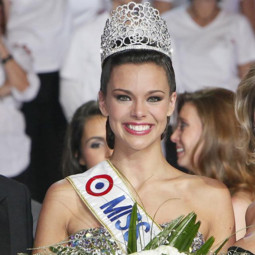 Miss France 2013 Marine Lorphelin