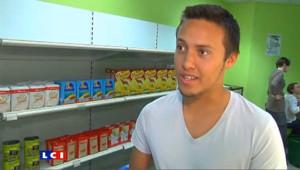 Ouverture de la première épicerie solidaire pour étudiants