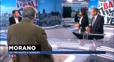 """""""Race blanche"""" : Sarkozy """"ne peut pas se refaire une virginité politique sur le dos de Morano"""""""