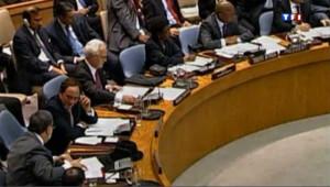 Réunion du Conseil de sécurité de l'Onu sur la Syrie, 31/1/12